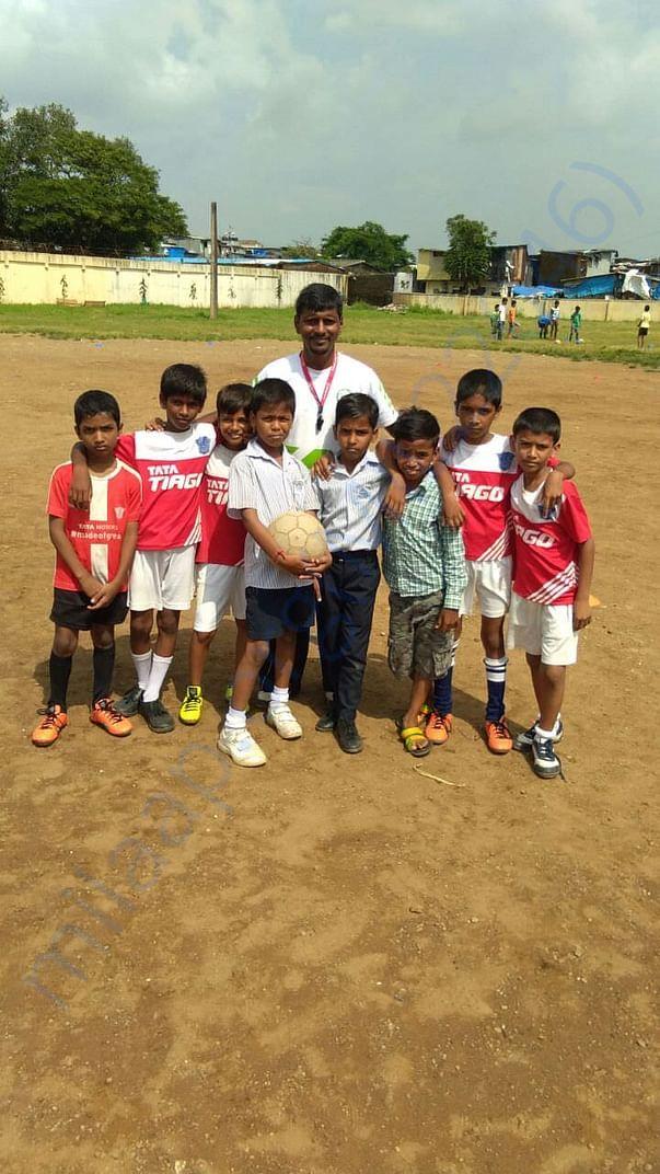 BOYS football team