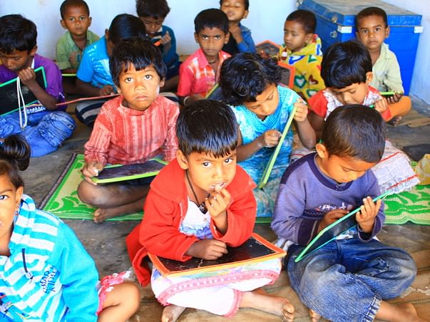 Help Us Educate 50 Kids From The Streets Of Kolkata
