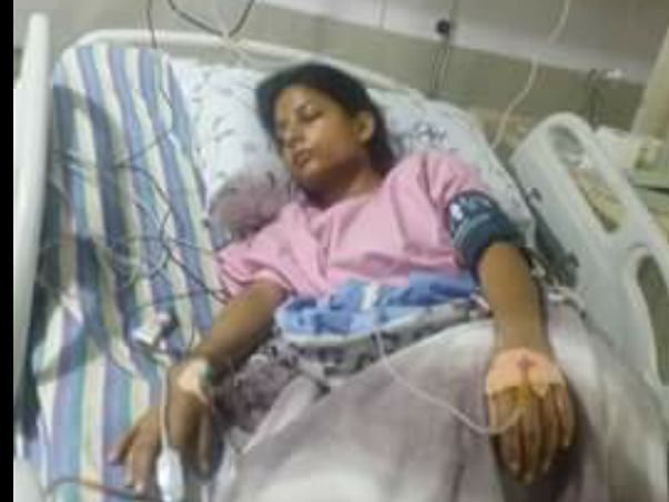 Help sushma with medical expense