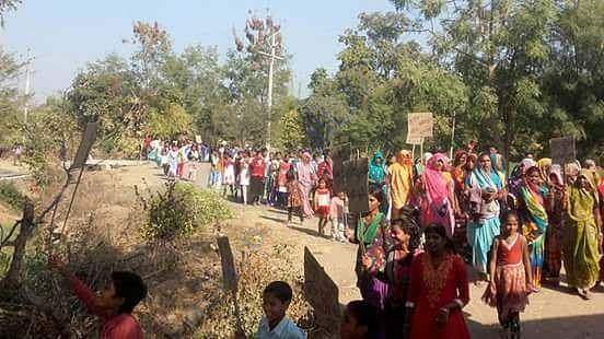 Raily Under Nasha Mukti Abhiyan