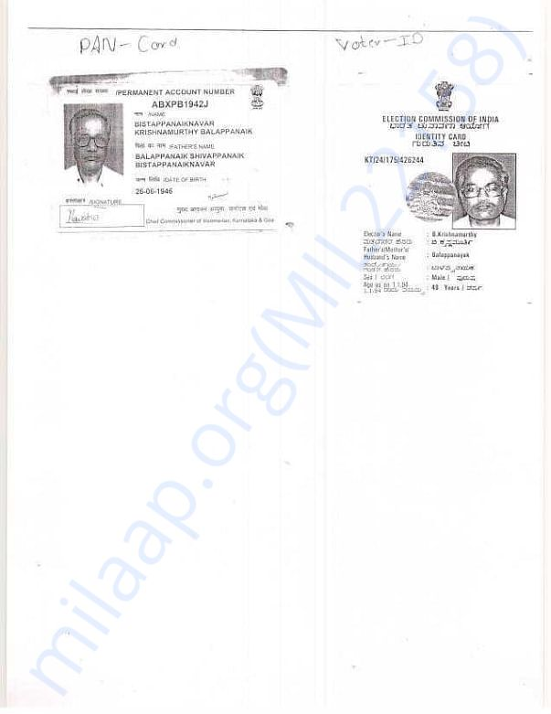 Accident Related Documents