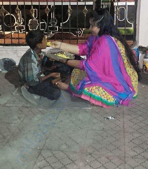 Feed homeless