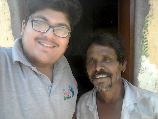 Help Kishan experience Good Governance Yatra to catalyst change
