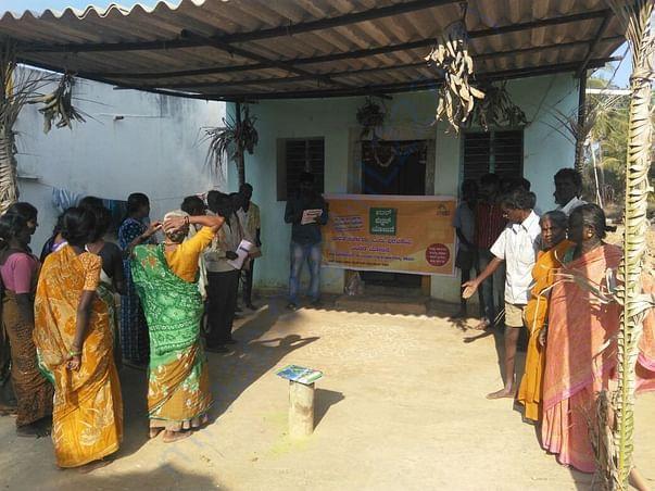 APY Campaign in Magadi