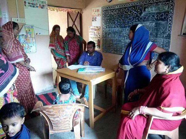APY Campaign in Jagatsinghapur