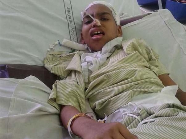 Help Sarthak To Fight Hemophilia A - Causing Excessive Bleeding