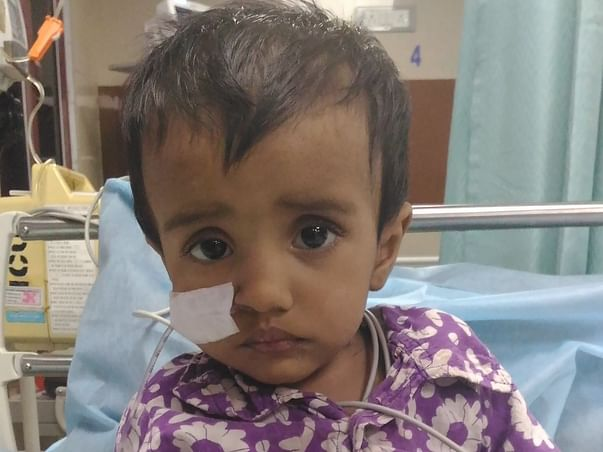 Needs Help For treatment of My  1-Year-Old Son Liver Transplantation