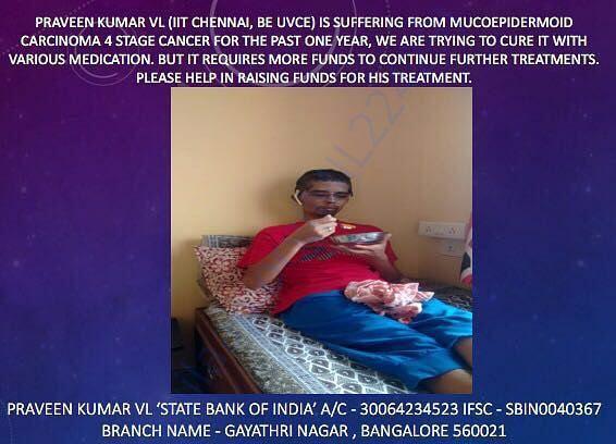 Praveen's Treatment