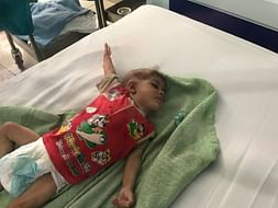 My baby is unable to breathe – please help me get him a heart surgery