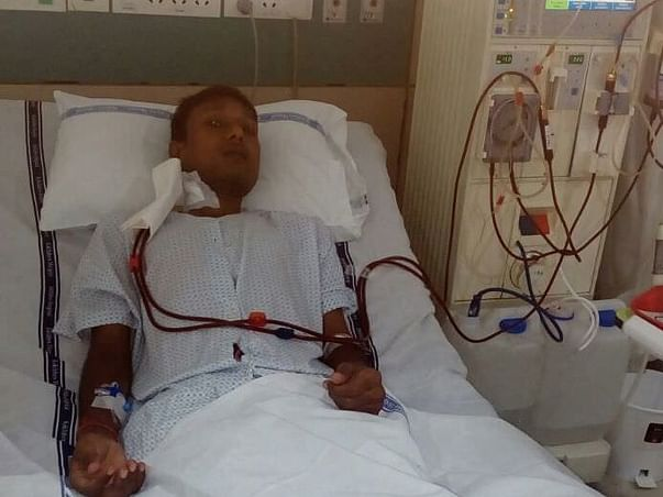 Support This Technician Of SAMEER (IIT POWAI) to Fight  Kidney Failure
