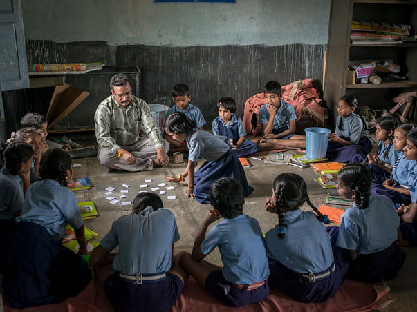 Help For The Education Of Naxalite(Maoist) Children's Left Alone