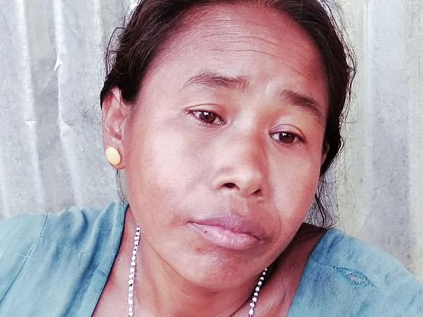 Help Lakshi To Undergo Treatment And Save Her Family