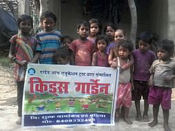 English knowledge to rural children