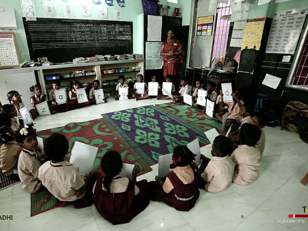 Help Madhi Impact 8000 Students And 250 Teachers This Year