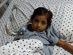 Save Pavithra - Gastroenterology surgery for 5-year girl