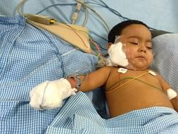 Help This Farmer's 11-Month-Old Baby Get a Liver Transplant