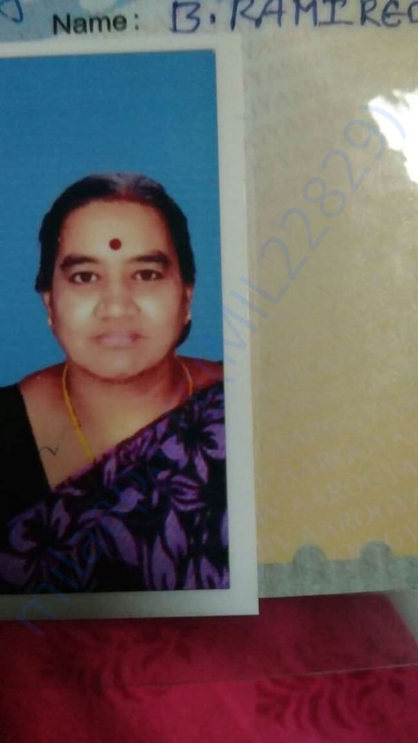 shobana's mother photo