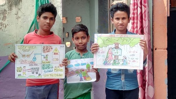 Swach Bharat - Drawing Competition