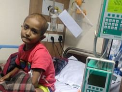 Help 5-Year-Old Prabhas Fight High Risk Neuroblastoma Cancer