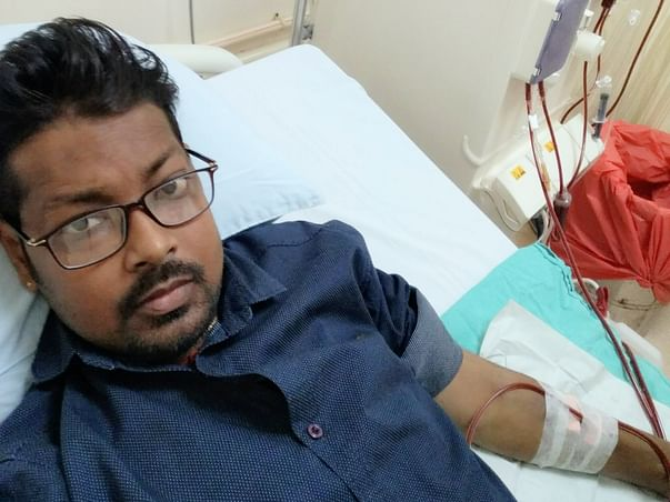 Help My Brother Sundram Undergo Kidney Transplant