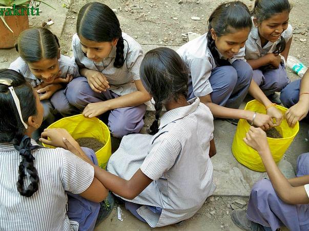 Help us start Prakriti in Hari Nagar Ashram MCD school