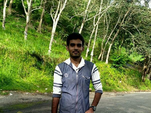 Help Ashok To Undergo Treatment