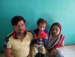 3-year-old Swati urgently needs a heart surgery