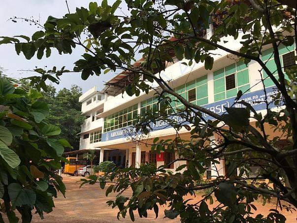 School view- Eco friendly campus