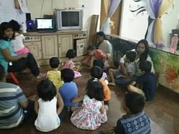 Digital Learning Center for differently able children and young adult