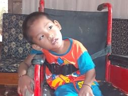 Plize help baby Alun .. As he needed  stem cell therapy or bone marrow