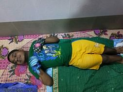 Help 17-Year-Old Aakash undergo Neuro Regen. Rehabilitation Therapy