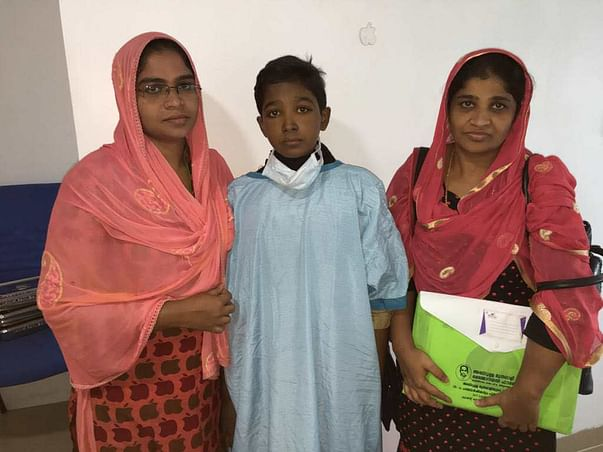 Help 18 year old Amina fight Chronic Liver Disease