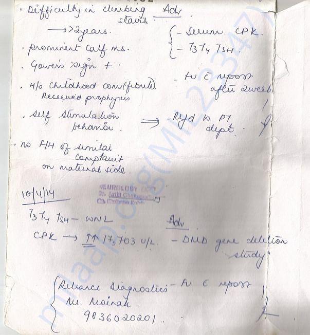 Medical Report 02