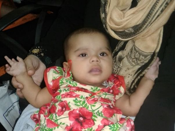 Help Baby Sanabil Fight Cancer