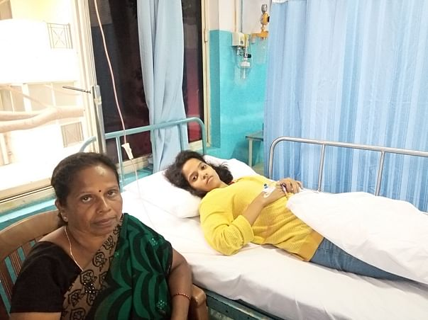 Shringeri Has A Rare Tumor That Will Kill Her Without Urgent Treatment