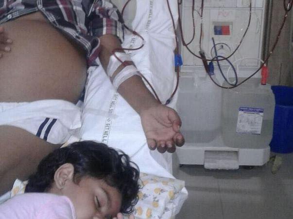 Help Sonali's Husband Undergo Dialysis