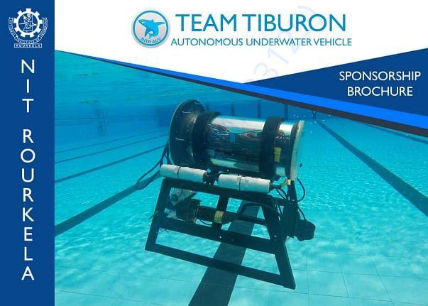 Sponsorship Brochure - Team Tiburon