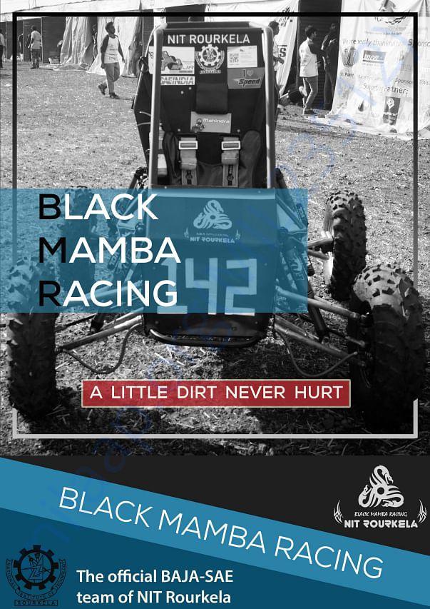Sponsorship Brochure- Team Black Mamba Racing