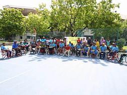 Help Raise Money for Wheelchair Coaching Camp