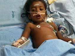 Help 2-Year-Old Nikith Fight For His Life