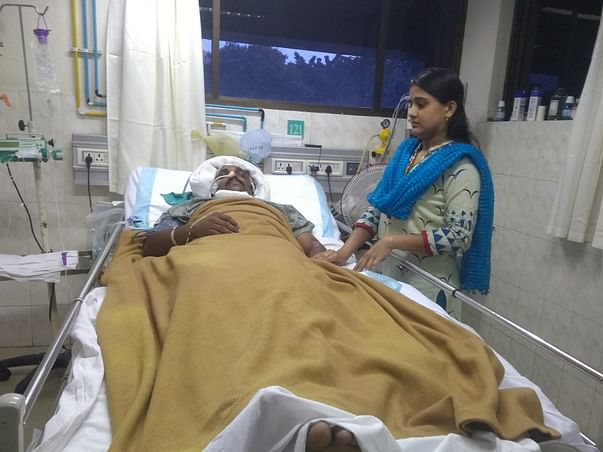 Renjith Battles Severe Head Injuries After Being Attacked By Robbers