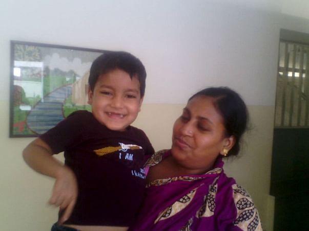 Help 3-Year-Old Mizanur fight cancer
