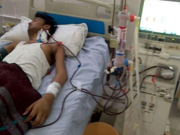 Help Rakesh Get His Kidney Transplant