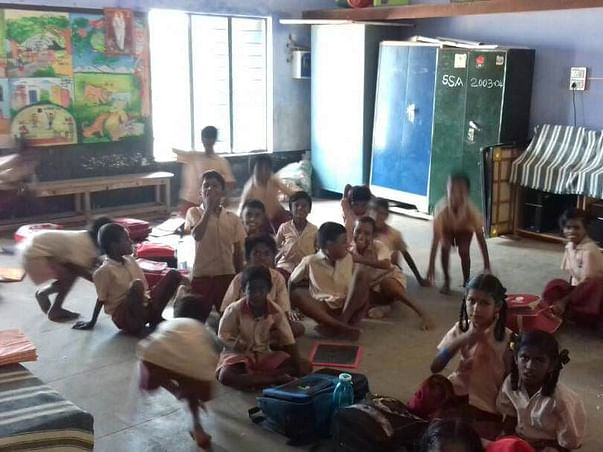 Construction of Toilet And Infrastructure In Government Schools In TN