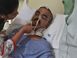 Help 26 year Amit fight a brain cancer!