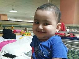 2 Year Old Insha Will Loose Her Life If Not Treated Against CANCER!