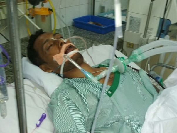 Help Pramod Recover From A Car Accident