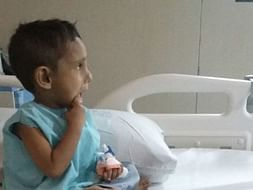 This 3-year-old Who Itches Until He Bleeds Needs A Liver Transplant