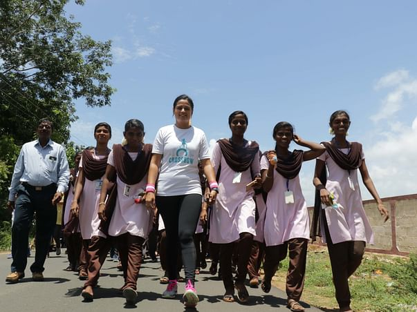 TAKE ONE STEP IN A #BILLIONSTEPSFORWOMEN TO EMPOWER WOMEN IN INDIA