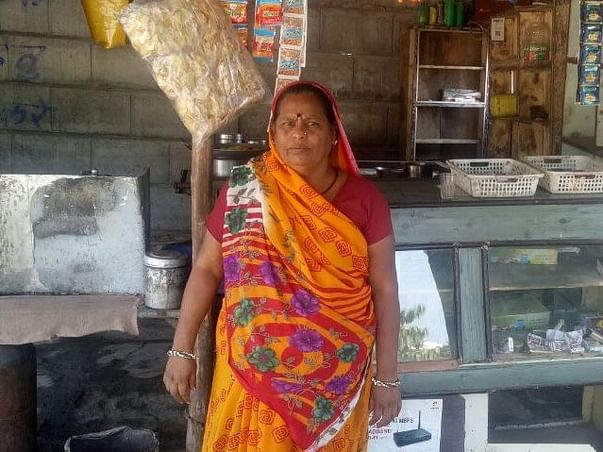 Help Poor Sharmila, A Tea Stall Owner To Fight Cervical Tumor